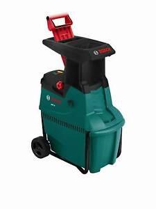 Details about Bosch AXT 25 D Quiet Garden Shredder