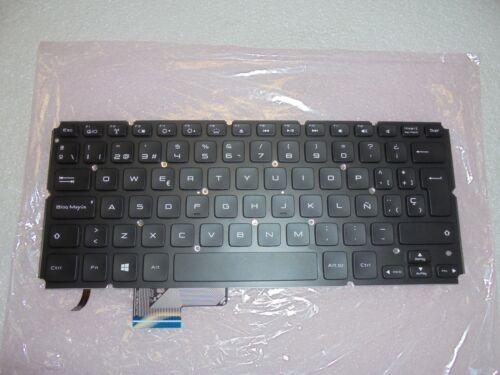 New Genuine Dell XPS 14 L421X Spanish Espano Backlit Keyboard Win Key 8 X54FH
