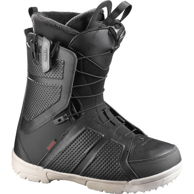 Stiefel Snowboard boot Salomon faction black 2018