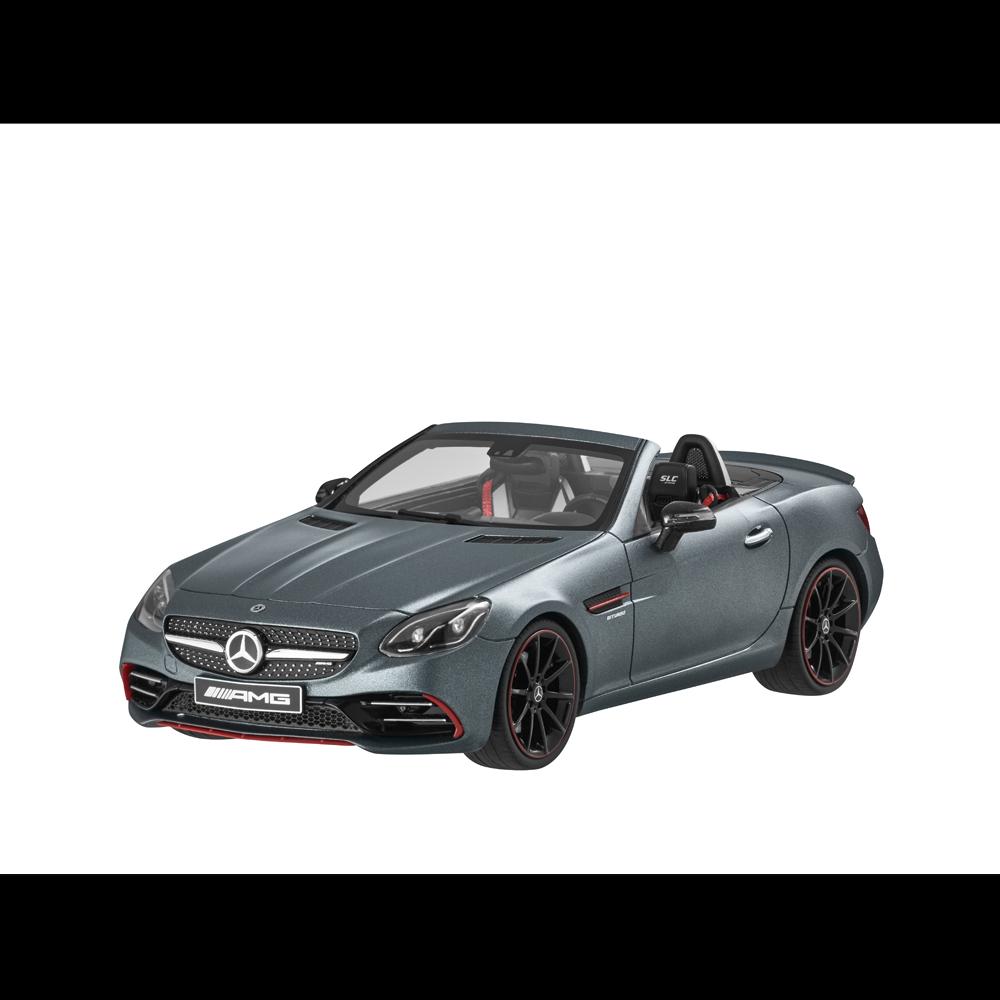Mercedes Benz AMG R 172-SLC 43 AMG rouge Art Edition 1 18 Nouveau neuf dans sa boîte