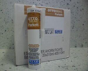 Ottoseal-A221-Acrylic-Sealant-20-x-310-ML-oak-Light-Laminate-Cork-Flooring-Wood