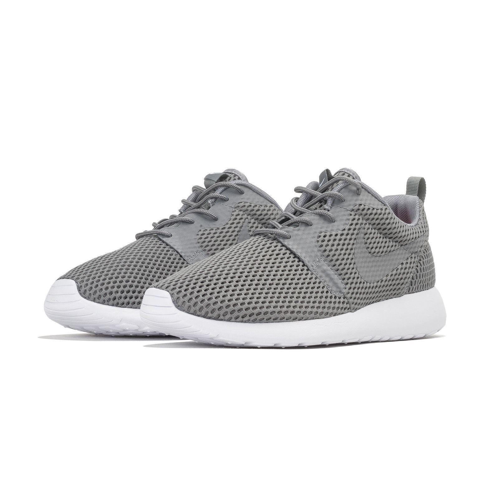 Los hombres de Nike - Roshe BR uno HYP rosherun Hyperfuse BR Roshe gris talla 14 de reducción de precios 833125 002 63e7b9