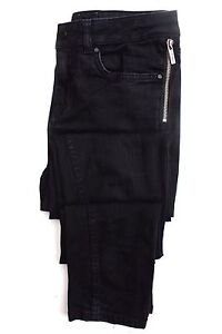 Jean Slim Karen 10 Pn002 8 Millen Pantalons Stretch Biker Skinny Jeans Zip Jeans wF1EFqa