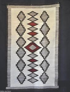 Image Is Loading Antique Navajo Rug C 1920 39 034 X
