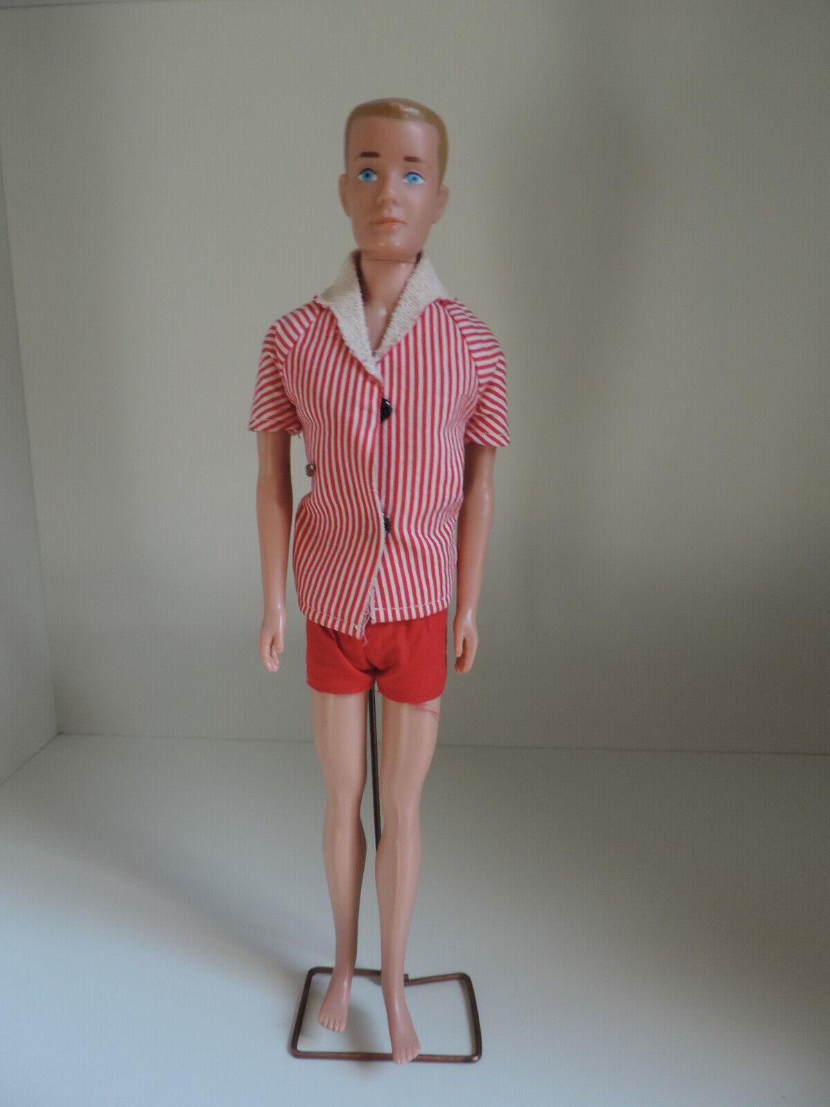 KEN,Puppe,Mattel Inc.C 1960 ,Hawthorne,Calif., USA