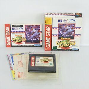 Nomo-039-s-WORLD-SERIES-Game-Gear-Sega-0744-gg