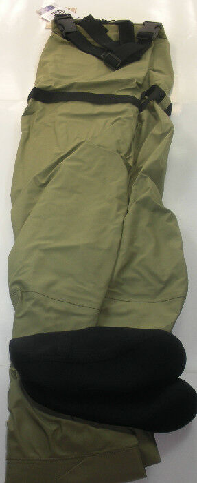 4802-2XL Proline Pecho Wader tamaño respirable media del pie 2 Xlarge 16053