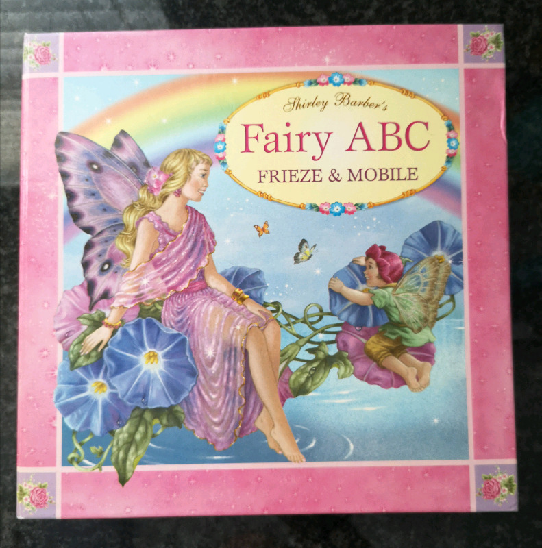 Shirley Barber - Fairy ABC Mobile