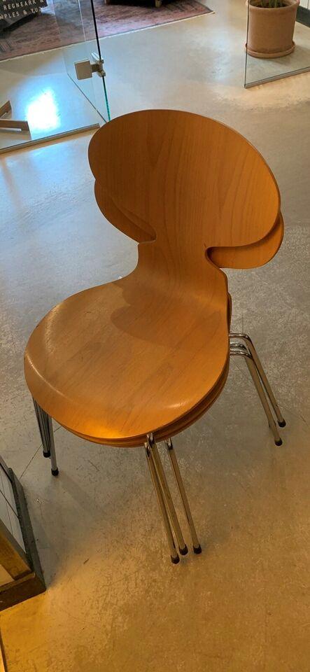 Spisebordsstol, Fritz Hansen – dba.dk – Køb og Salg af Nyt