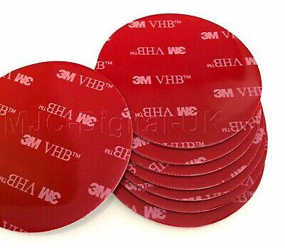 3M VHB 5952 200 x 100mm 1.1mm Sheet Black Acrylic Foam Double Sided Attachment