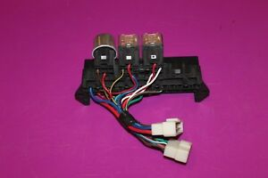 Some manner of ATV or Buggy/Go Kart Fuse Box with fuses and relays. | eBayeBay