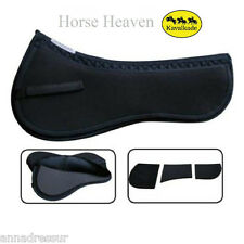 New Kavalkade Kaval-Top Vario Saddle Pad with 8 Shims/Inserts
