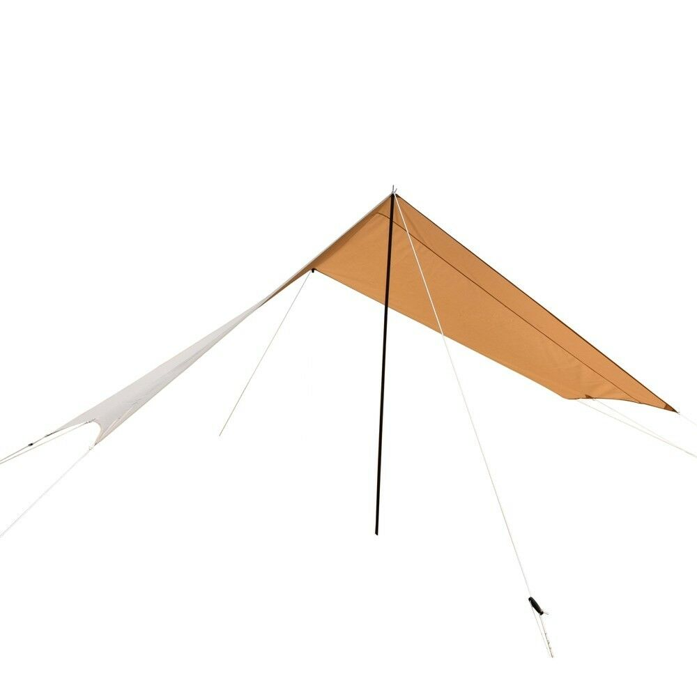 Bell Tent Acessory 4.5x3m Front Awning for 3M 4M 5M 6M Bell Tent Sunshade Canopy