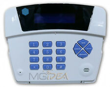 COMBINATORE TELEFONICO GSM - DIALER CON DISPLAY LCD