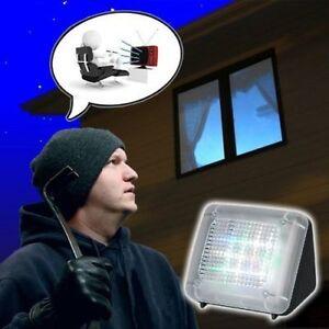 GéNéReuse Tv Simulateur/faux Tv-cambrioleur De Dissuasion-fausse Tv Simulateur-afficher Le Titre D'origine