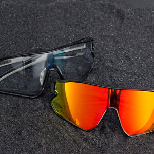 CATEYE UV400  Polarized Photochromic Sunglasses Cycling Goggles Eyewear UK New