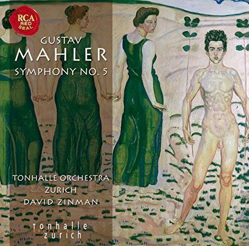 DAVID ZINMAN CONDUCTER TONHALLEORCHESTER ZURICH-MAHLER...-JAPAN BLU-SPEC CD2 D20