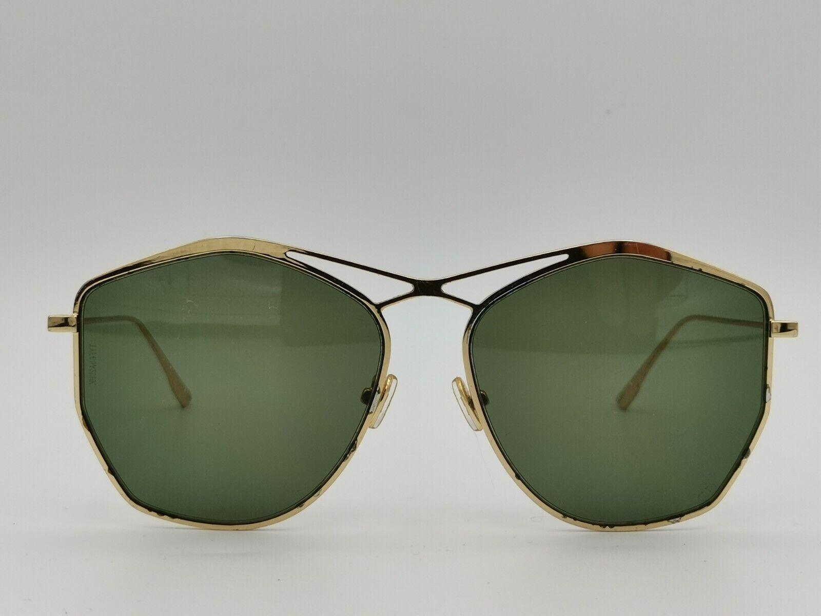 Christian Dior DIOR STELLAIRE 4 Sunglasses Gold Metal Thin