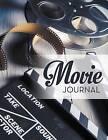 Movie Journal by Speedy Publishing LLC (Paperback / softback, 2015)