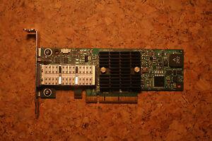 40Gbps-low-profile-Infiniband-QSFP-Mellanox-MHQH19B-XTR-PCIe-IB-ConnectX-2-QDR