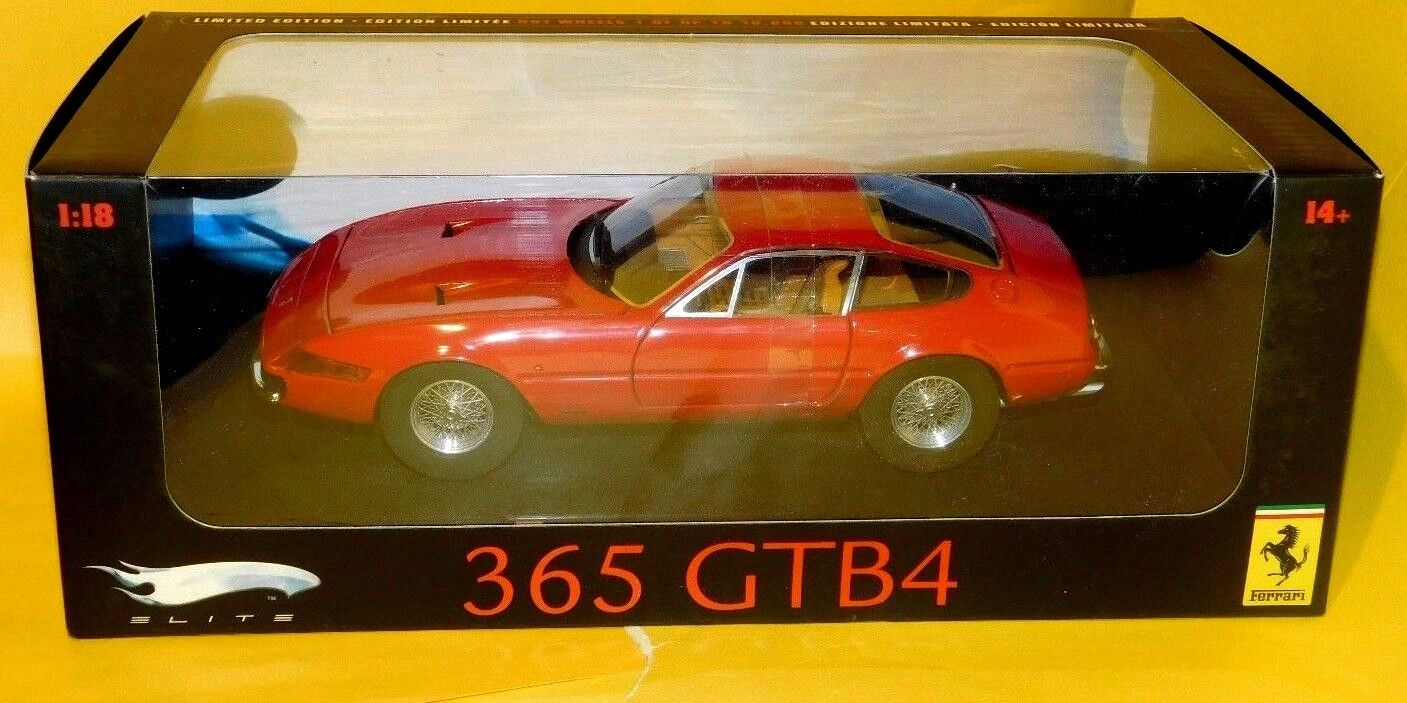 FERRARI 365 GTB4 DAYTONA 1968 -1973 ELITE L2980 1 18