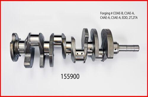1958-1978 FORD FE 360 330 352 5.4L 5.8L 5.9L V8 CRANKSHAFT W// BEARINGS Fits