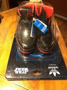 best website ee9d7 fd6b0 Image is loading Mint-Condition-Adidas-Originals-Star-Wars-Dearth-Vader-
