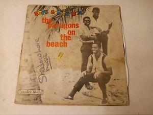 The-Paragons-On-The-Beach-Vinyl-LP