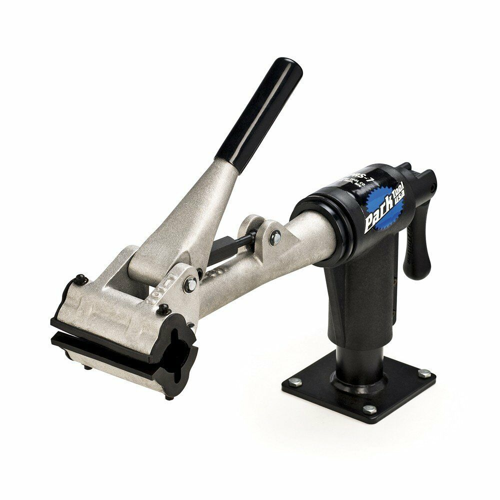 Park Tool PRS-7-1 BENCH MOUNT REPAIR Stand and 100-5C Clamp  Single