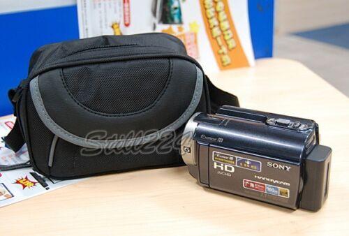 JVC GZ E105BEK E105REK V515BEK Camera Camcorder Case Shoulder Strap High Quality
