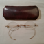 BSO-Bay-State-Optical-Saddle-Bridge-1800-039-s-Era-True-Antique-Eyeglasses thumbnail 3