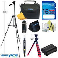 I3epro Starter Accessory Kit For Nikon Dslr D7200 24.2 Mp Digital Camera