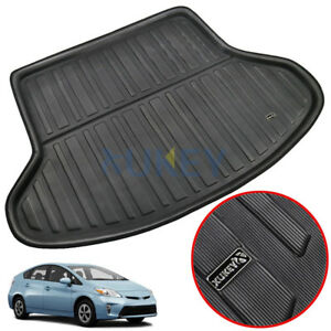 Car-Rear-Cargo-Trunk-Boot-Mat-Liner-Floor-Tray-For-Toyota-Prius-2004-2015