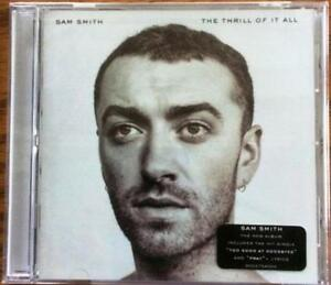 The-Thrill-of-It-All-by-Sam-Smith-CD-Nov-2017-Capitol-NEW-FACTORY-SEALED
