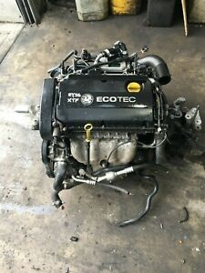 VAUXHALL-1-8-TWINPORT-Z18XEP-ENGINE-FULL-CAR-IN-FOR-SPARES-GEARBOX-AVAILABLE