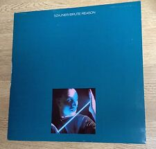 "LP 33 tours Bernard Szajner ""Brute reason"" electro synth-pop 1983 comme NEUF"