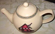 Home & and Garden Party BIRDHOUSE TEAPOT tea coffee pot 5 cup bird house VGC