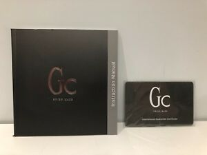 GC-Guess-Collection-Instruction-Manual-International-Guarantee-Certificate