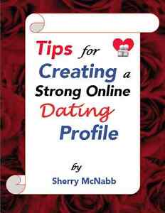 Creating a profile online dating