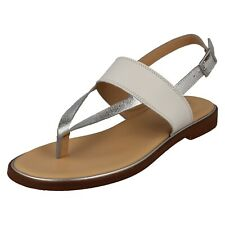 e5b22f7bc item 8 LADIES CLARKS ELLIS OPAL SLINGBACK BUCKLE TOE POST LEATHER EVENING  SANDALS SIZE -LADIES CLARKS ELLIS OPAL SLINGBACK BUCKLE TOE POST LEATHER  EVENING ...