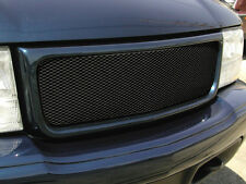 GrillCraft 1998-04 GMC Sonoma MX-Series Black Upper Mesh Grille Grill Insert