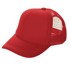 item 2 Trucker Hat Mesh Baseball Snapback Cap Adjustable Flat Plain Blank  Hip Hop Men -Trucker Hat Mesh Baseball Snapback Cap Adjustable Flat Plain  Blank ... 6c2edab9e912