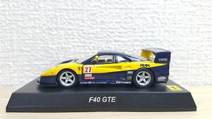 1-64-Kyosho-FERRARI-F40-GTE-RACING-28-diecast-car-model-NEW