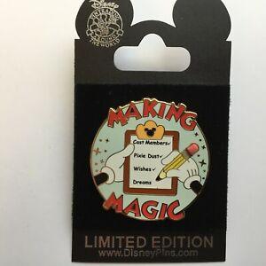 WDW-Cast-Member-Create-A-Pin-Making-Magic-LE-1500-Disney-Pin-64601