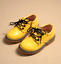 Toddler Boys Girls Children kids Lace Up Martin Boots New Baby Leather Shoes