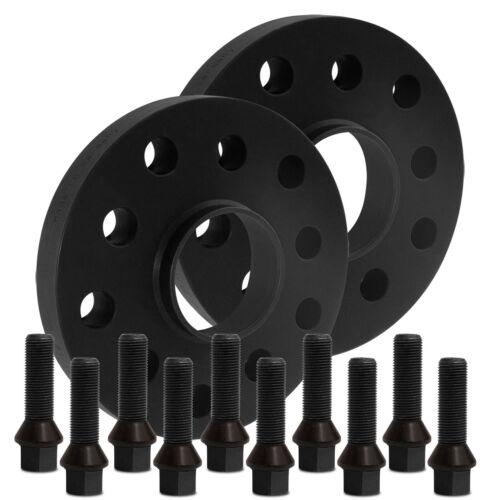 Blackline Spurverbreiterung 30mm mit Schrauben schwarz Mini Cooper F56 F57 14