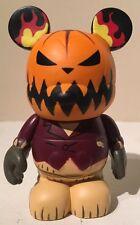 Disney Vinylmation Nightmare Before Christmas Pumpkin King with Card