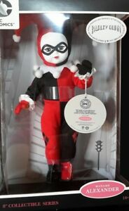 Harley-Quinn-8-039-039-Madame-Alexander-Doll-New-from-the-DC-Comics-Series