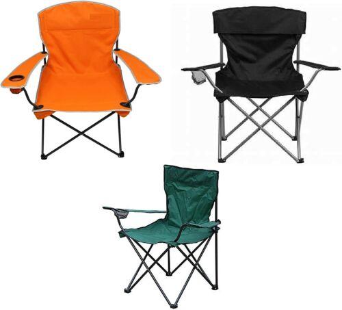 Raxter  Folding Fishing Chair Camping Garden Picnic Seat Settle