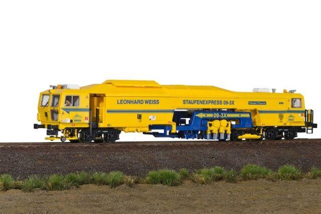Viessmann 2654 Échelle H0, Rails-Stopfexpress Leonhard Blanc, P & T #